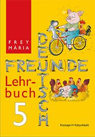 Deutsch Freunde 5 – Lehrbuch