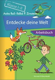 Entdecke deine Welt – Klasse 1-2 – Arbeitsbuch (Flipbook)