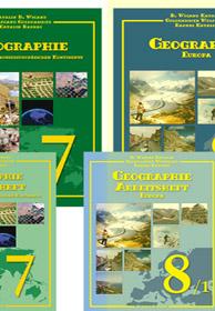 Geographie 7-8 Lehrerhandbuch