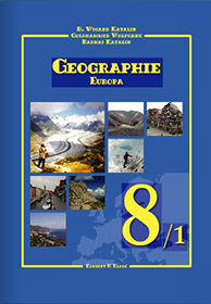 Geographie 8/1 Arbeitsbuch – Europa