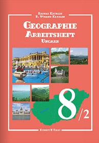 Geographie 8/2 Arbeitsbuch – Ungarn